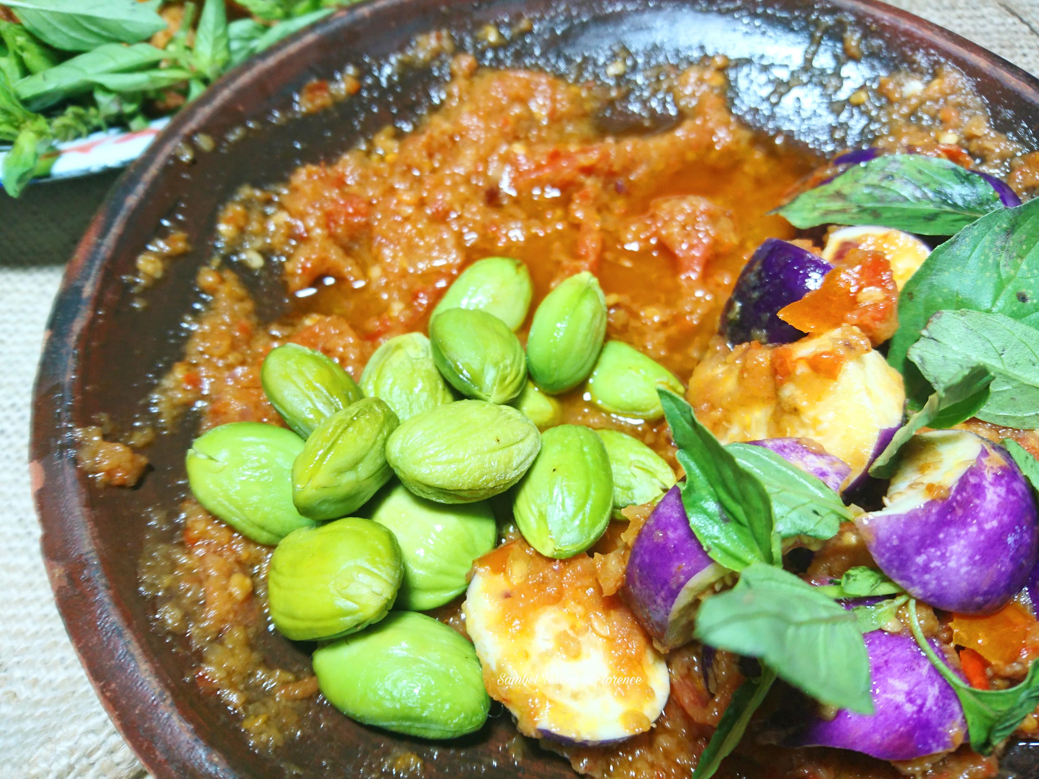 Condiment Page 2 Florences Home Cooking Manisan Terong Ungu Kering Sambal Eggplant